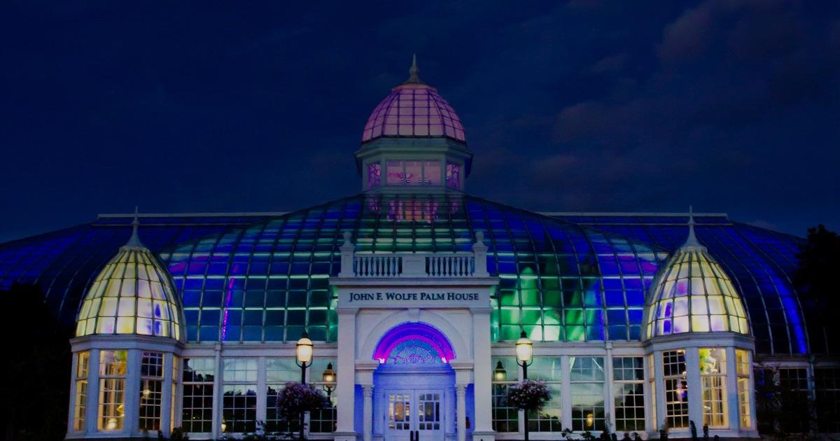 Franklin Park Conservatory Christmas Lights.Upcoming Events Franklin Park Conservatory And Botanical
